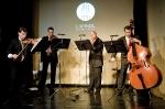 Lanner Kvartett bemutatkozó előadása a Rózsavölgyi Szalonban