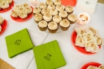 ...a Lanner cupcake, amit először készítettek, s így rólunk lett elnevezve! Nyammmmmi :)